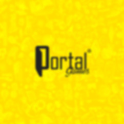 Portal Games logo background