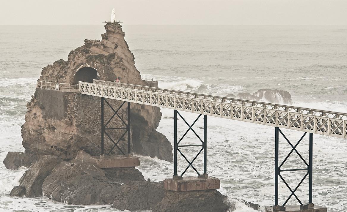 Paseo por Biarritz