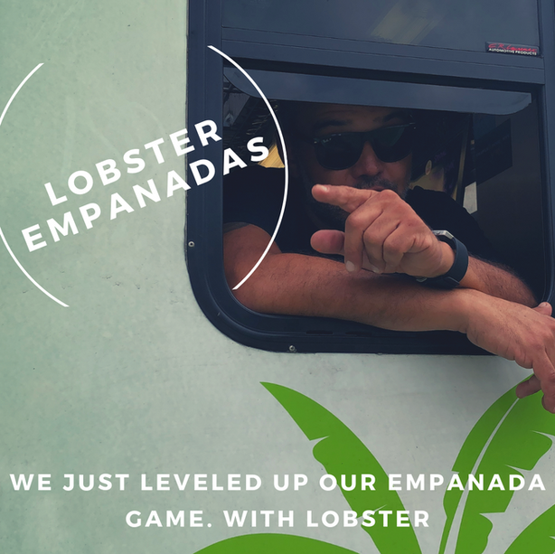 Lou's LatinBites Food Truck