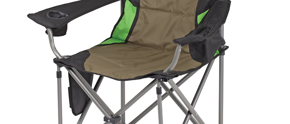 Deluxe Soft Arm Chair w/ Carry Bag by Ironman 4x4
