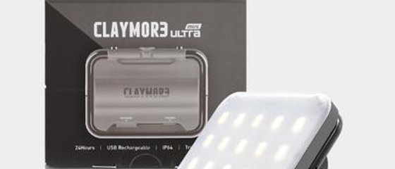 Claymore Ultra Mini | Rechargeable Area Light