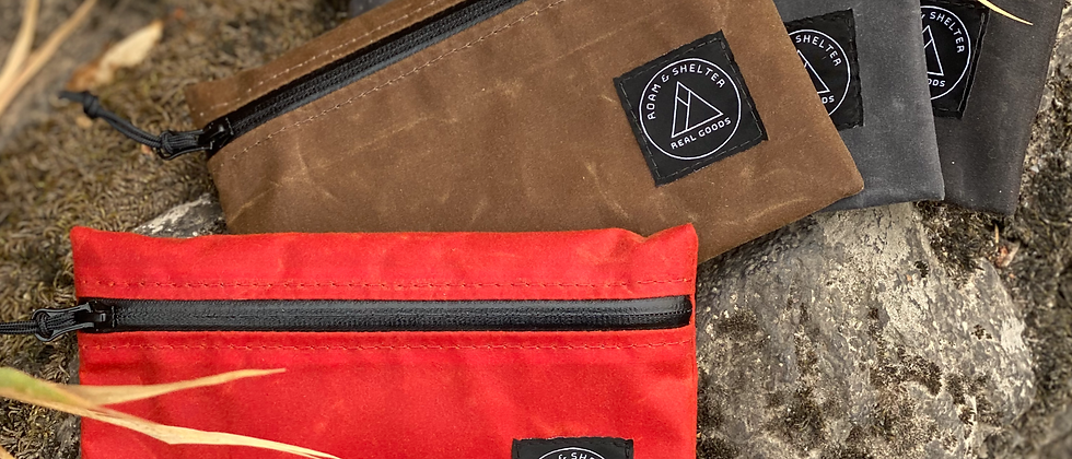 Traveler Pouch by Roam & Shelter