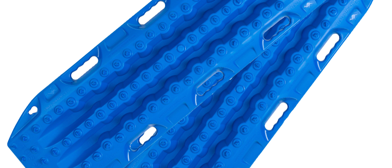 Maxtrax MKII 4WD Recovery Boards (FJ Blue)