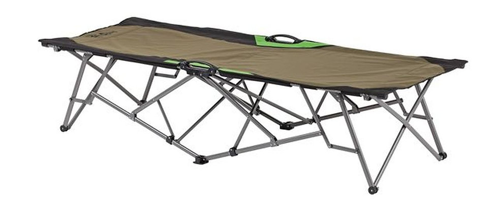 Quick Fold Stretcher Cot w/ Carry Bag by IronMan 4x4