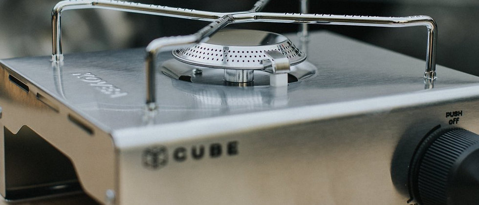 Cube Gas Stove