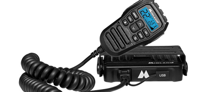 MicroMobile Two-Way Radio MXT275 by Midland