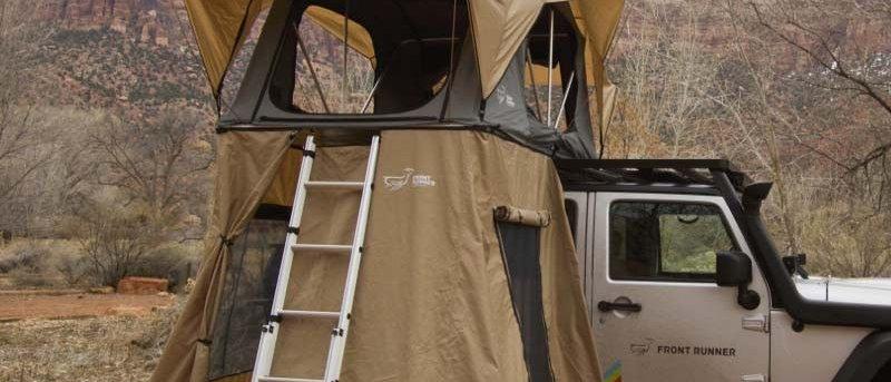 Front Runner • Rooftop Tent Skirt