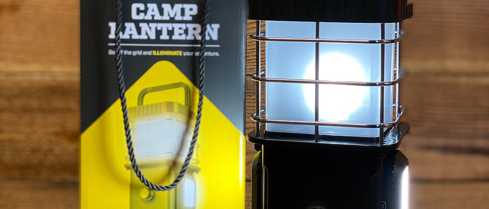 Camp Lantern by ReadyLight