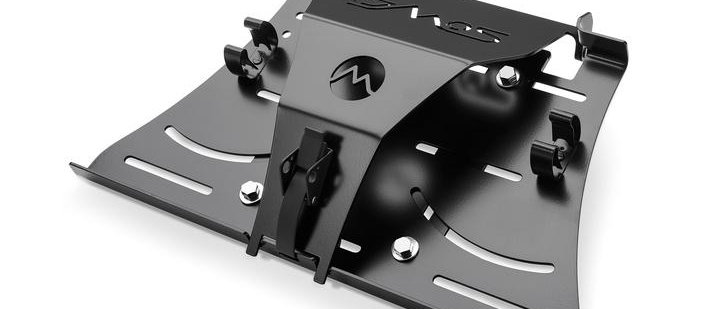 The Stealth Shovel Mount by DMOS
