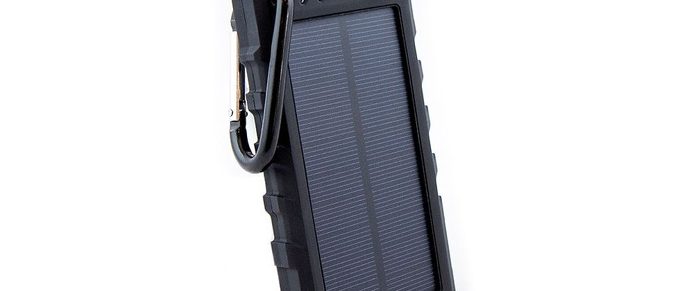Weatherproof Solar Power Bank