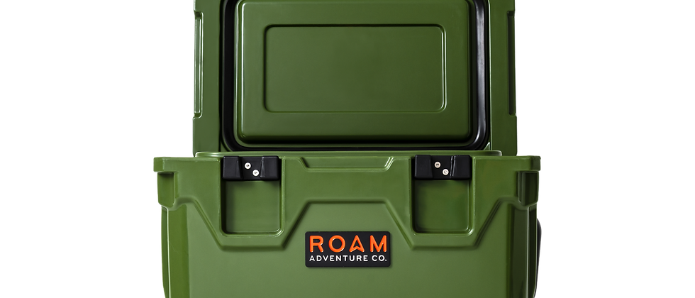 Rugged Cooler 20QT by Roam Adventure Co.