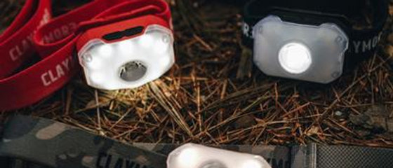 Claymore Heady 2 | Rechargeable Headlamp