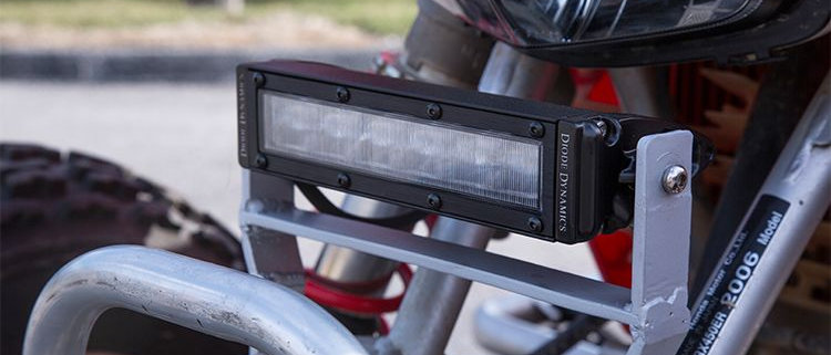 """Stage Series 6"""" SAE/DOT Light Bar by Diode Dynamics"""