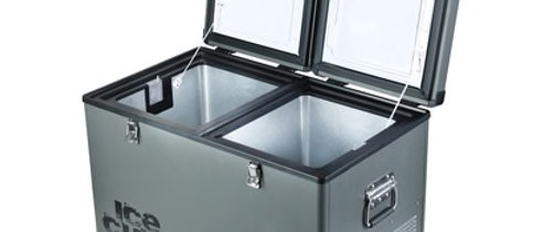 IceCube Dual-Zone Fridge/Freezer 65L by Ironman 4x4