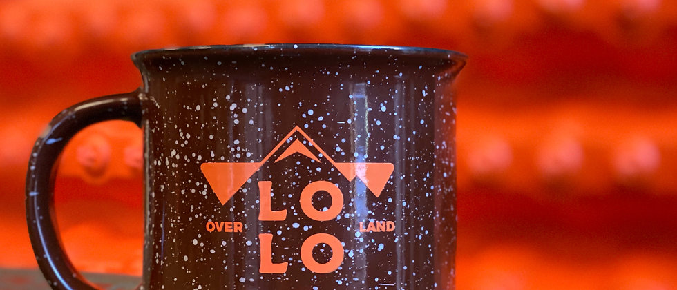 Fall 2020 Camp Mugs by Lolo Overland