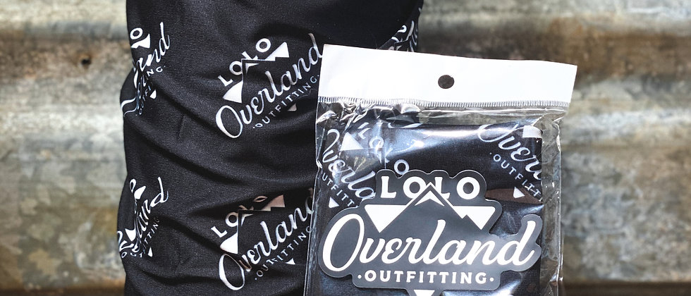 Neck Gaiter by Lolo Overland