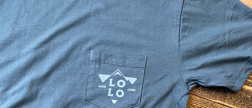 Pocket Icon Tee by Lolo Overland