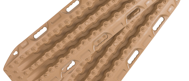 Maxtrax MKII 4WD Recovery Boards (Desert Tan)