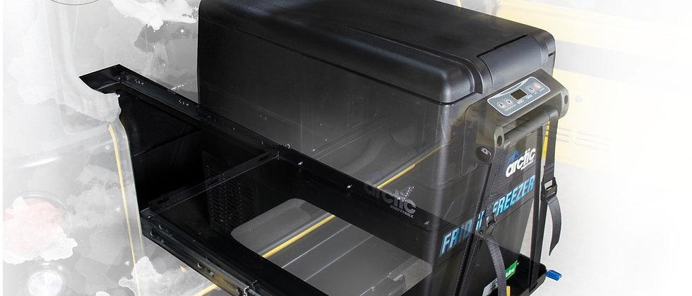 Refrigerator Tray w/ Slide & Tilt • Size Small