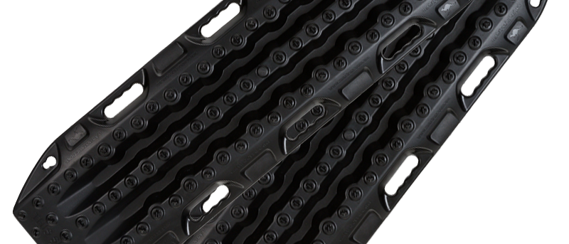 Maxtrax MKII 4WD Recovery Boards (Black)