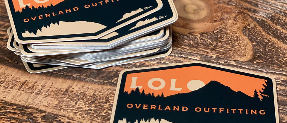 Lost Lake (Fall 2020) Sticker by Lolo