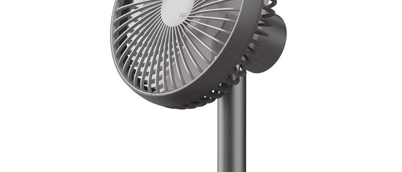 Rechargeable Circulator Fan by Lumena