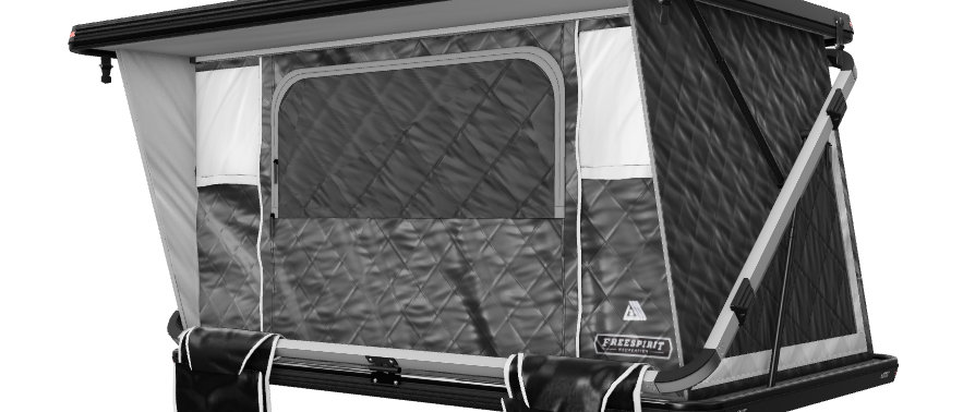 Evolution Hard Shell Rooftop Tent by FSR