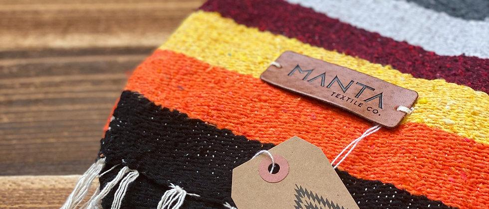 Handmade Camp Blanket by Manta
