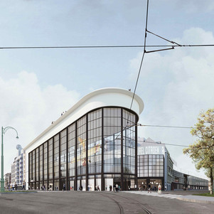 Façade engineering Kanal – Centre Pompidou