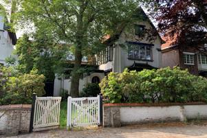 Energie-audit beschermde 'Villa Greta' in Mortsel