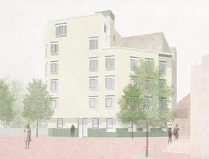 Duurzaamheidsadvies voor het winnend ontwerp sociale huisvesting in Oostende
