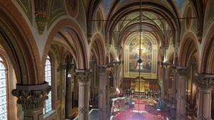 Energie-audit Abdij van Tongerlo en Onze-Lieve-Vrouwe Kerk in Sint-Niklaas