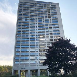 Masterplanstudie voor BENOvatie van Riverside Toren op Linkeroever