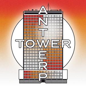 In de A-tower!