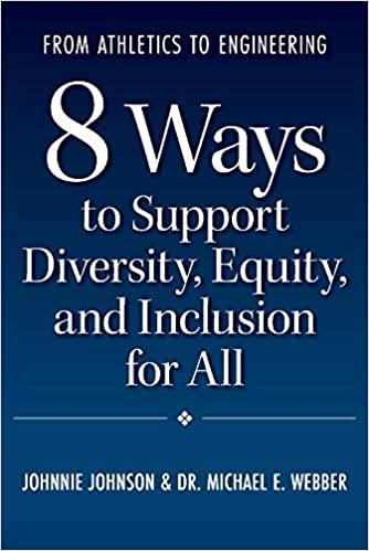 8 Ways DEI book cover