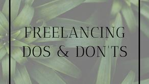 Freelancing Dos & Don'ts
