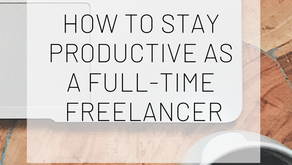 How to Stay Productive as a Freelancer