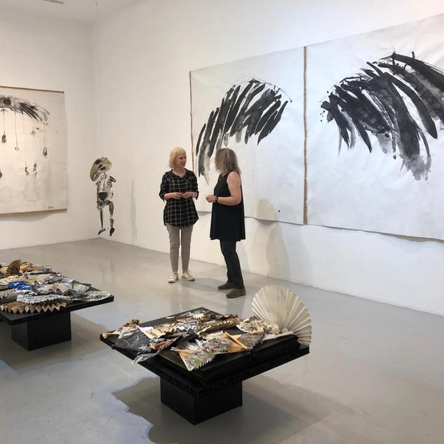 2019  Sensu Amplo, Artspace, Tel Aviv