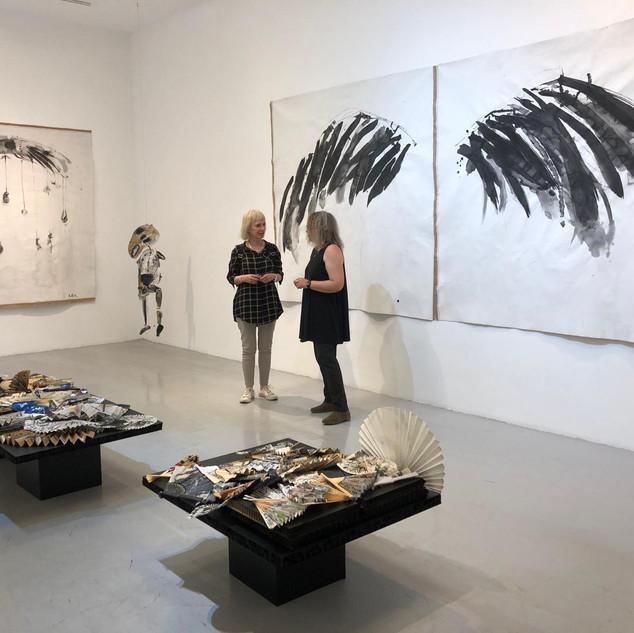"""2019 """"Sensu Amplo, , Artspace, Tel Aviv"""