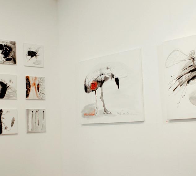2008  Sometimes in the Dark, Tova Osman Gallery