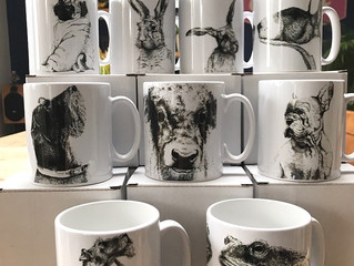 Mugs are here!