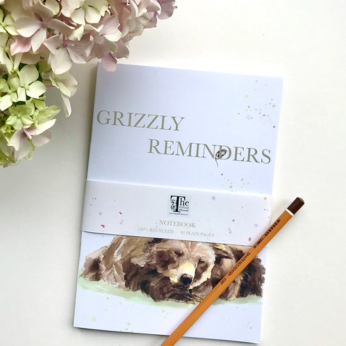 Grizzly Reminders!