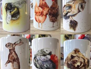 Gifted Hound Mugs!