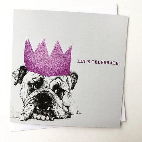 Celebrating Bulldog!