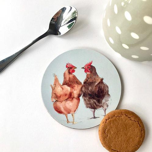 Chicken Coaster