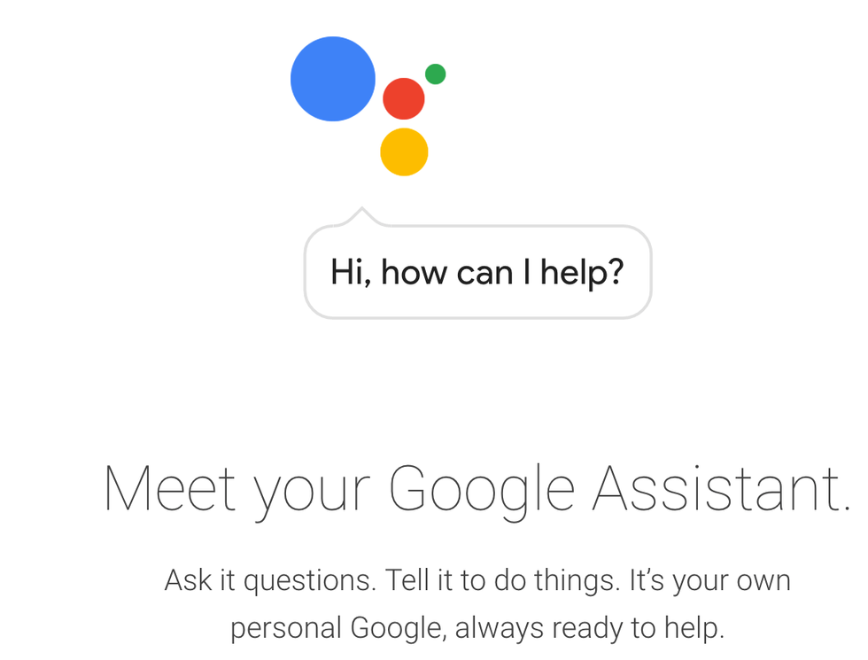 Google Assistant at the Google Marketing Next 2017 - Innovations Keynote
