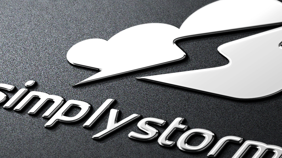 New SimplyStorm Website Launched