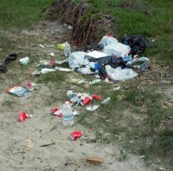 Emergency Clean-Up @ Tunitas Creek