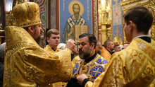 Kyiv- One Year Anniversary of the Unification Council- Concelebration with our Hierarchs & Clerg