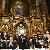 Our Own Metropolitan Epiphanios Elected First Hierarch of the New Orthodox Church of Ukraine!!!